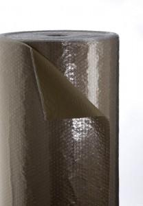 Luftpolsterfolie mit Papierkaschierung